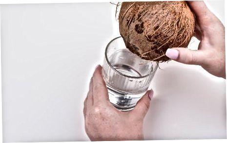 Купівля та зберігання інших видів кокосового горіха