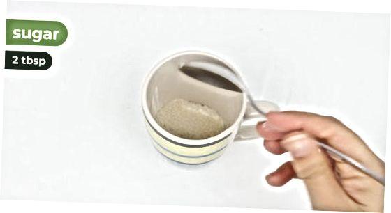 Izrada kolača od vanilije
