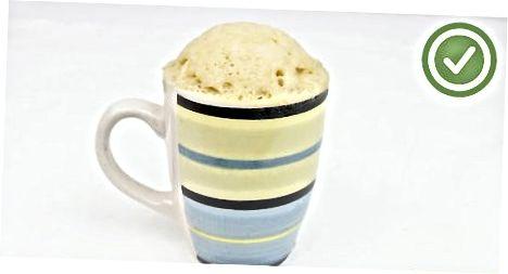 Izrada kolača od limunske šalice
