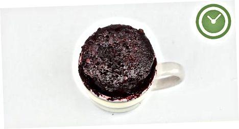 Creació de pastís de vellut vermell