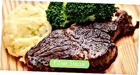 Zgjedhja e një lloji bifteki