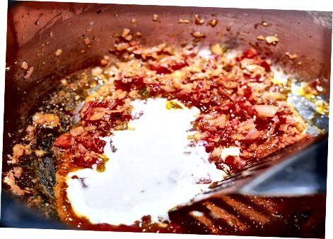 Making the Gravy
