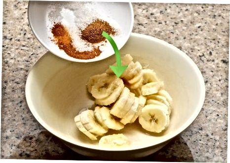Shirin va baharatlı plantain chiplari