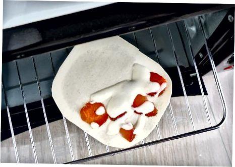 Pizza pirogi shirin tako