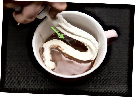 Scratchdan yalpizli issiq shokolad tayyorlash