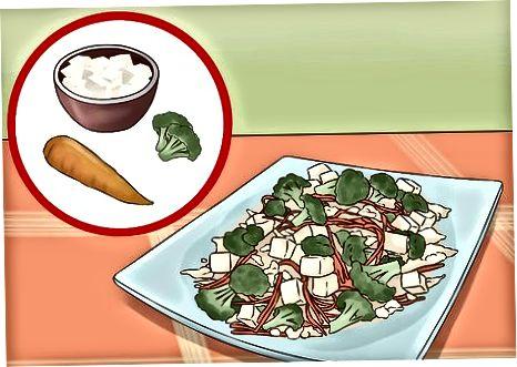 Прављење вегетаријанске исхране