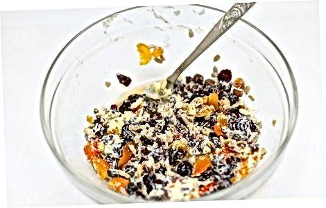 Hacer pudín vegano sin gluten sin cocción