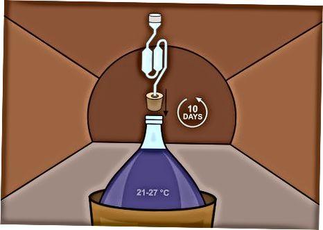 Fermentuokite savo vyną