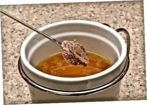 פונדו מרק או שמן
