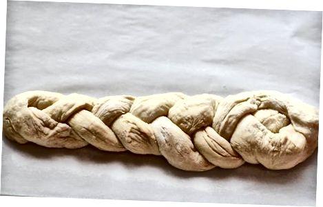 პურის ცომის შეკვრა