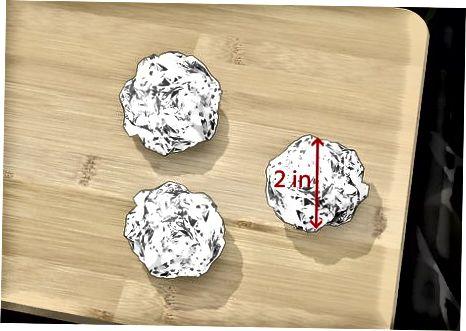 Aliuminio folijos naudojimas