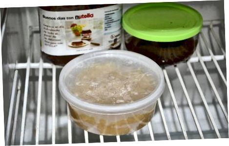 Ruajtja e mollëve në frigorifer