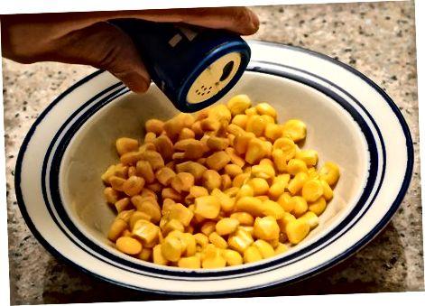 Конзервирано / расхлађено кукуруз