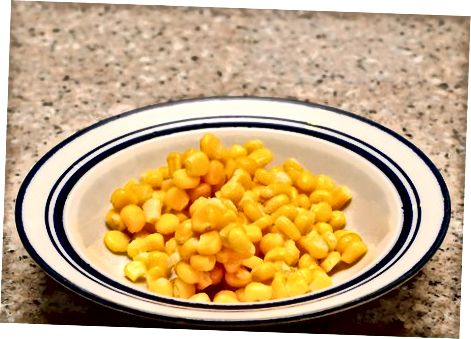 Смрзнуто кукуруз