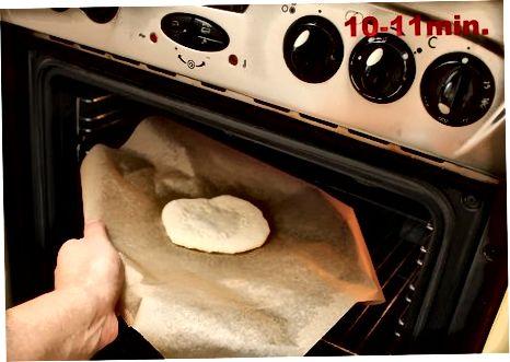 Прісний хліб (яєчний маца)