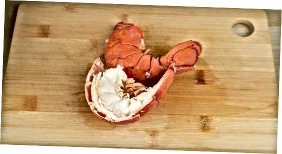 Lobster dumlariga xizmat qilish