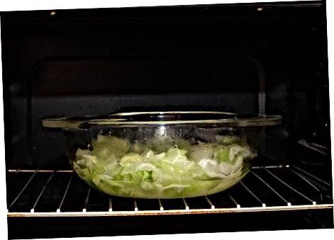 Приготування запеченої капусти