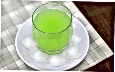 מיץ מלפפונים ממותק