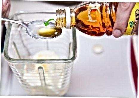 Protein bilan to'ldirilgan smoothie qilish