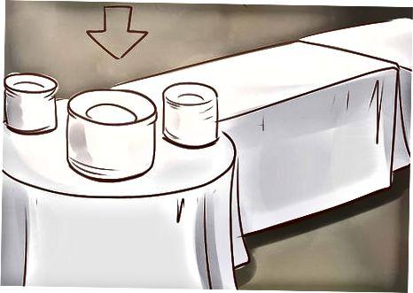 Постављање табеле