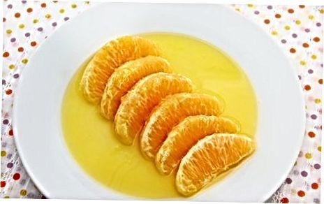 Desserts mit Winterfrüchten zubereiten