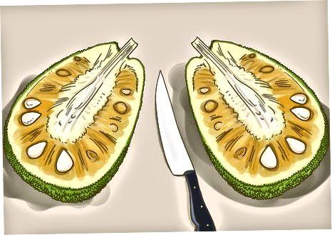 Jackfruit tayyorlash