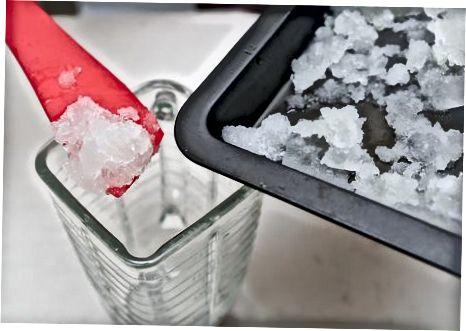 Congelando o gelo italiano