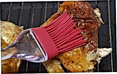 Kana praadimine grillil