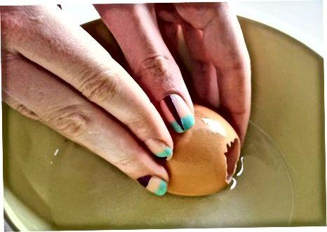 Príprava vajec