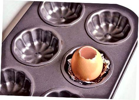 Nastavenie vajec