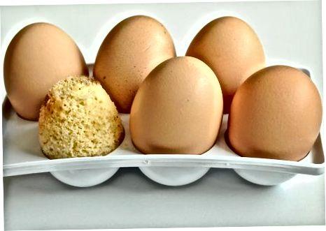 Pečenie vajíčka