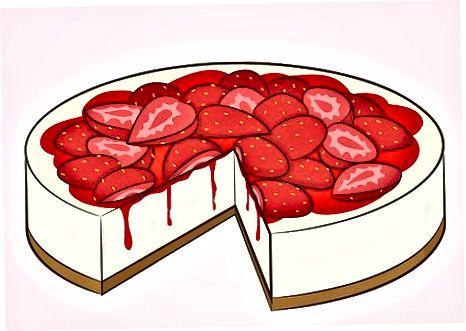 Планування десерту