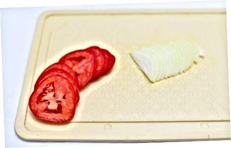 Daržovių gaminimas