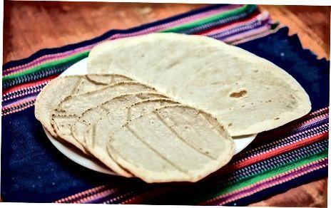 ფქვილი Tortillas