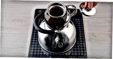 Tradicinio turkiško virdulio naudojimas