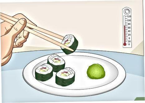 Pastos gaminimas su šviežiu Wasabi