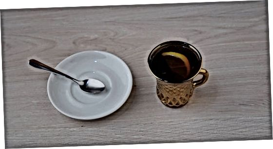 Patiekite savo arbatą