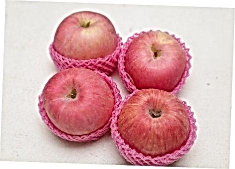 Підготовка яблук