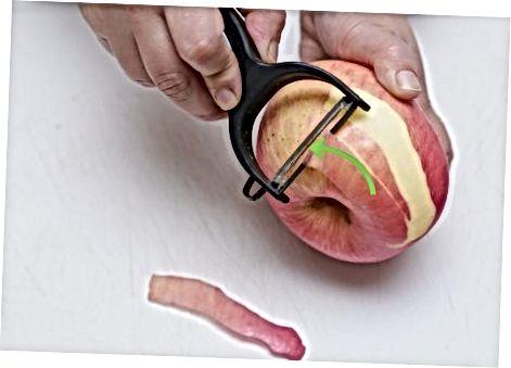 Je appels klaarmaken
