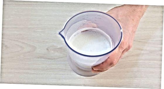 Печено млеко без парног штапића