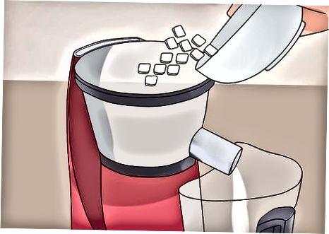 Utilitzant el mètode de procés en fred