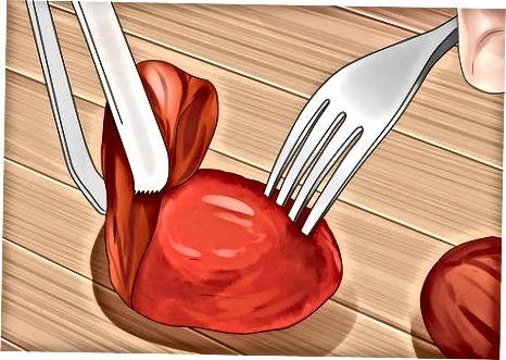 Pripravljanje paradižnika