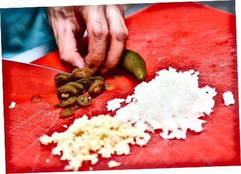 Jalapeno Popper tovuq chili pishirish