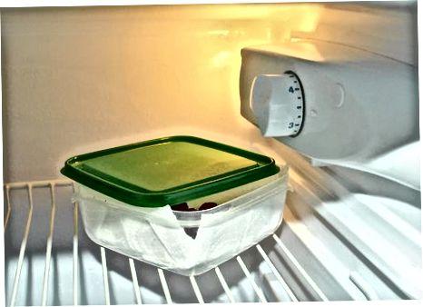 Чување бобица у фрижидеру