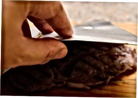 Ikkinchi usul: Ichki panjara
