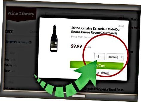 Наручивање вина