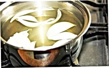 Marinavimo sulčių gaminimas