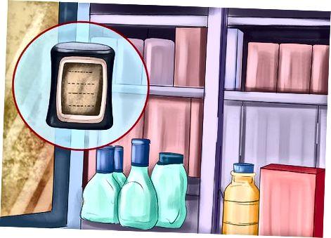 Чување хране изван замрзивача или фрижидера
