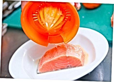 پخت با آب پرتقال