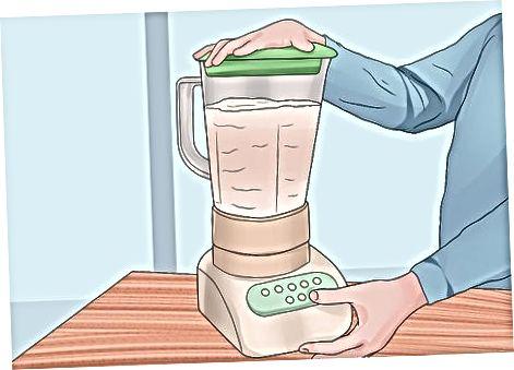 Marrja e një Milkshake me Cookies-n-Cream